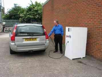 Can I Fill My Natural Gas Car At Home