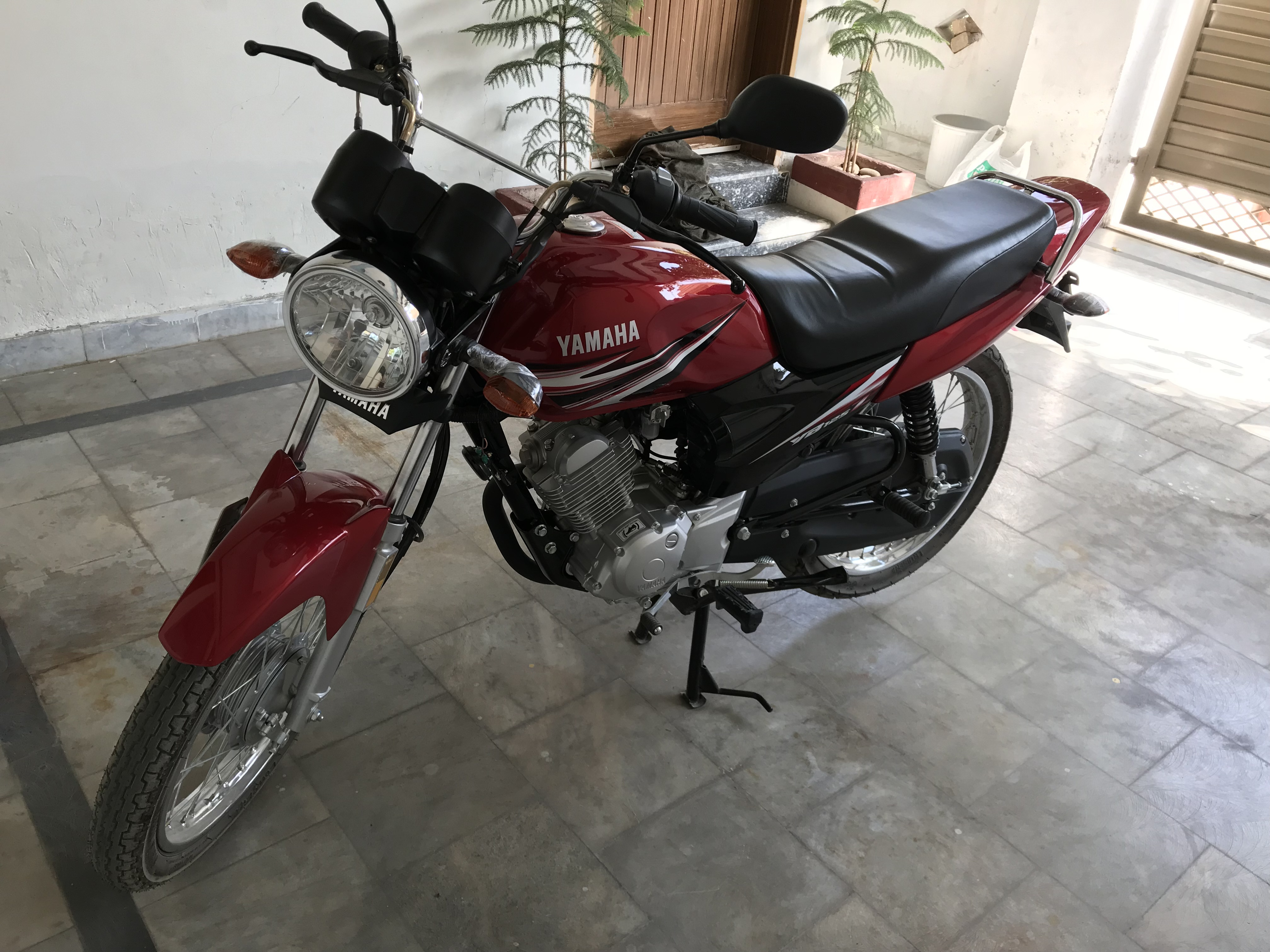 YAMAHA YB 125Z Owners Fan Club - Yamaha Bikes - PakWheels Forums