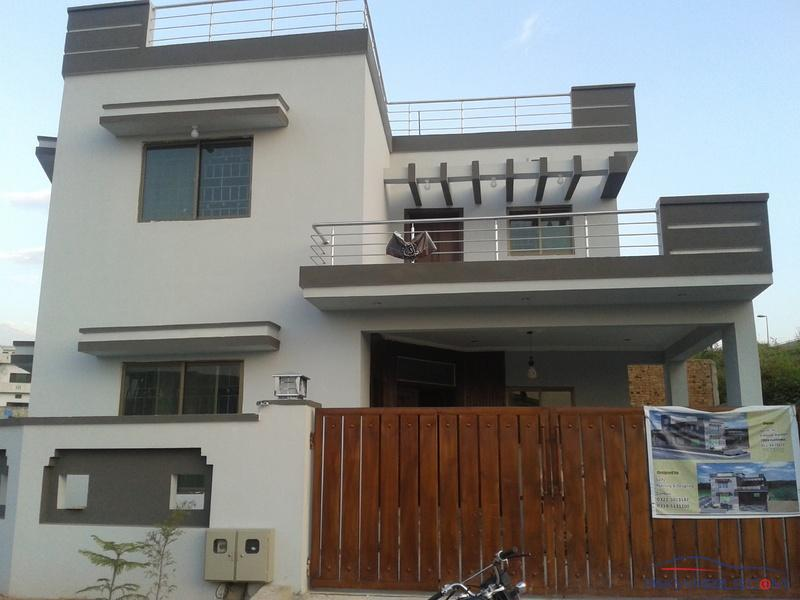 Home Design 5 Marla Corner Part - 48: Demand : 1,80,00,000 (One Crore And Eighty Lacs) Sector J Near Gate 7. Just  5 To 10 Min Walk From Islamabad Highway Through Gate 7. Demand : 1,80,00,000