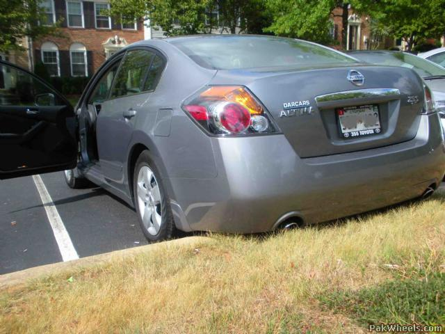 Nissan Altima 2.5 S Price In Pakistan >> My New 2008 Nissan Altima 2.5S - Members / Member Rides - PakWheels Forums