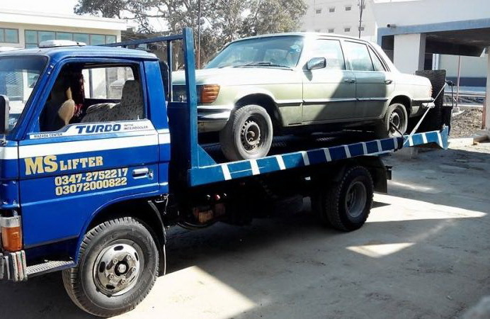Car towing service in karachi - Member Opinions & Suggestions - PakWheels  Forums