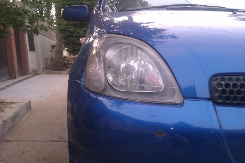 Is there a shop for bumper repair and headlights cleaning