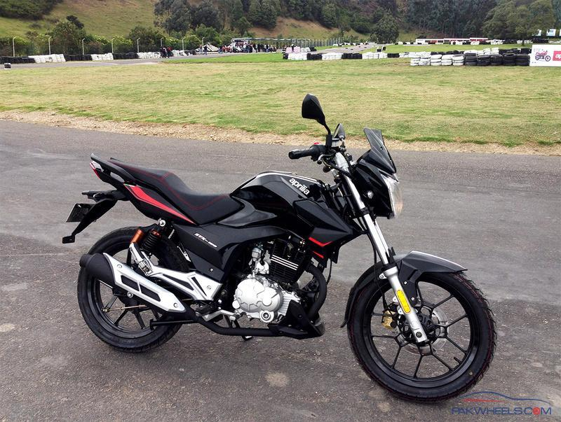 derbi 150 launched in pakistan -rebadged robisson byq150 - general