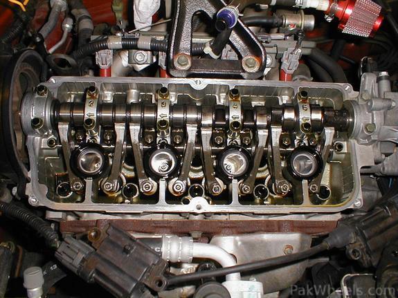 Valve Tappet Feeler Gauge  Cara ejas Tepet valve motor ex5 | Cakap