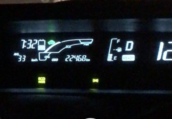 Toyota aqua EV mode not turning ON - Toyota - PakWheels Forums