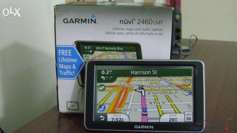 Garmin nuvi 2460LMT 5-Inch Widescreen Bluetooth Portable GPS