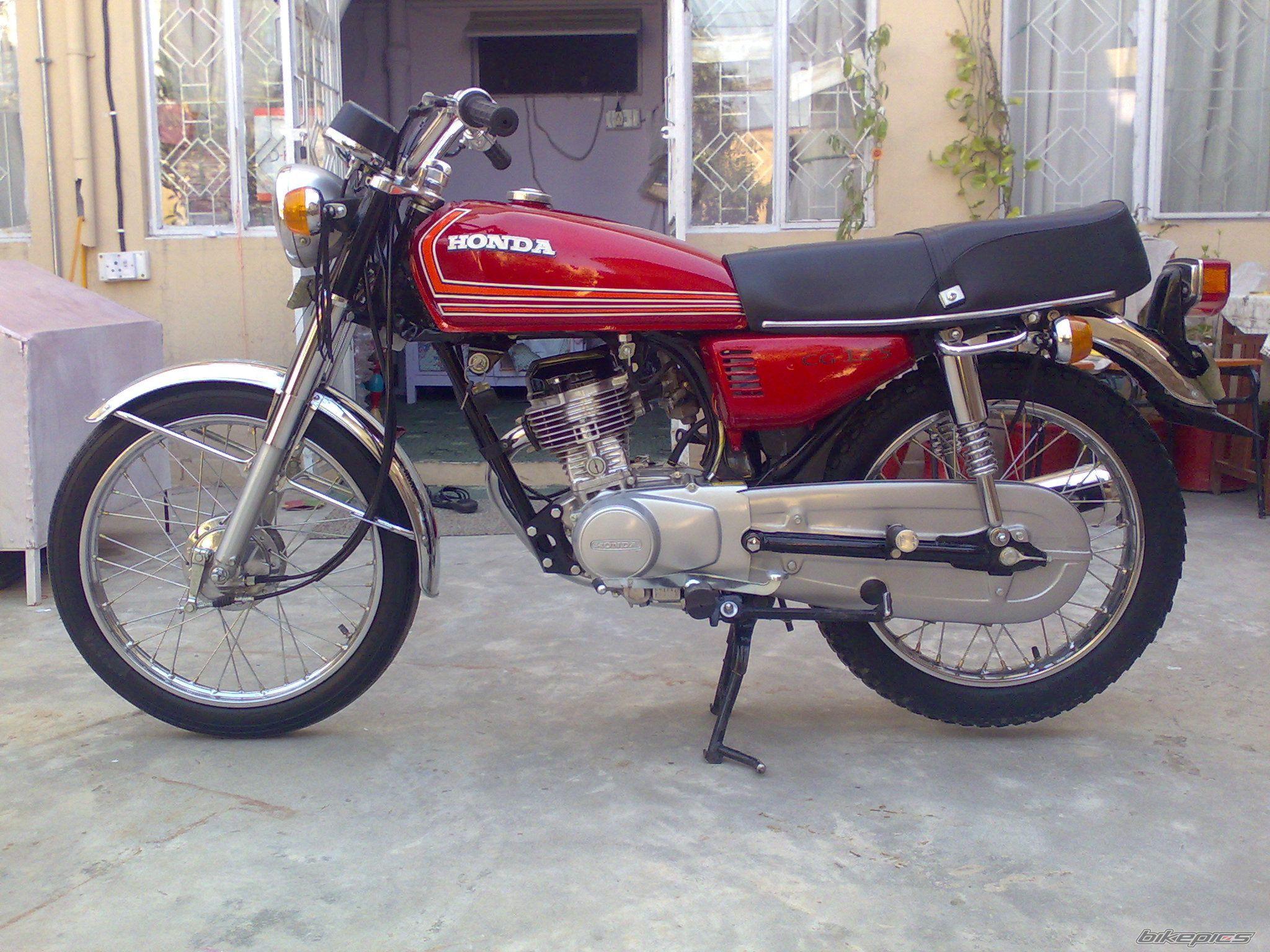 Head Light Change - Honda CG 125 Deluxe - Honda Bikes - PakWheels Forums