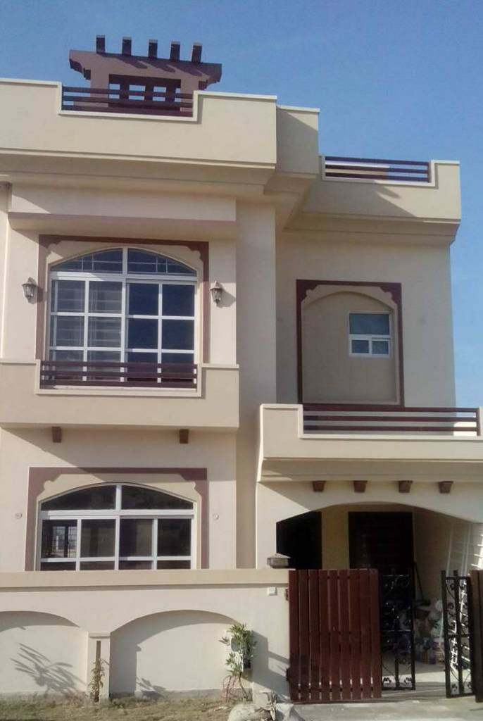 5 Marla House Phase 8 Bahria Town Rawalpindi Real
