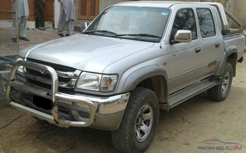 Toyota Hilux D4D Tiger For Sale - Cars - PakWheels Forums