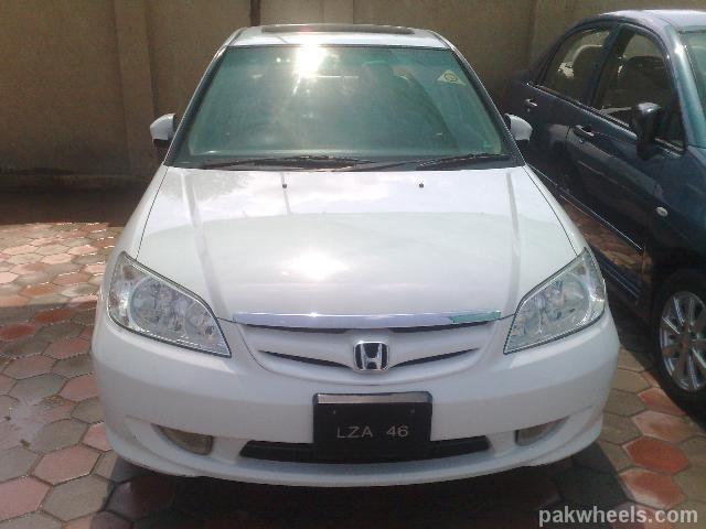 Honda civic vti oriel 2004/2005 reg for sale LHR - Cars - PakWheels