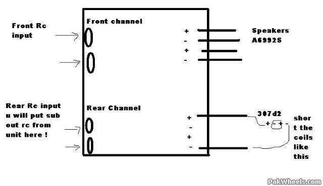 Subwoofer Wiring Diagrams Big 3 Upgrade In Car Entertainment Ice