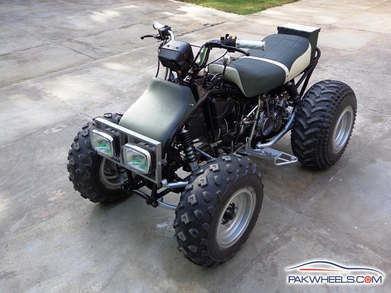 FS: Suzuki King Quad ATV - General 4X4 Discussion - PakWheels Forums