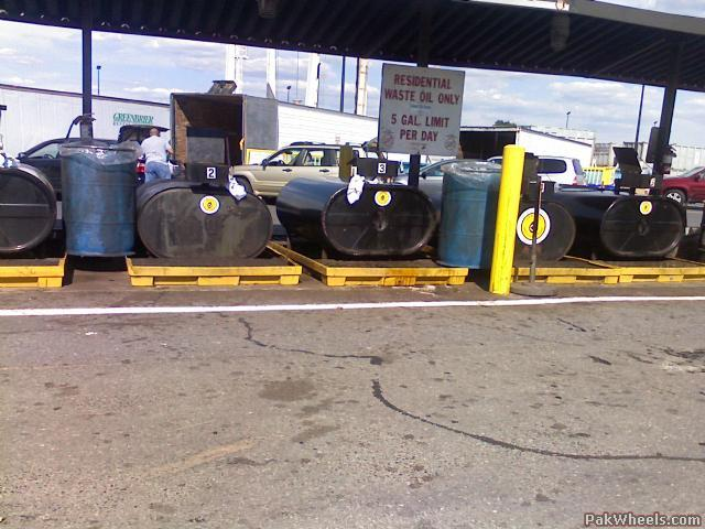 Visit to oil disposal rockville maryland road trips for Where to dispose of old motor oil