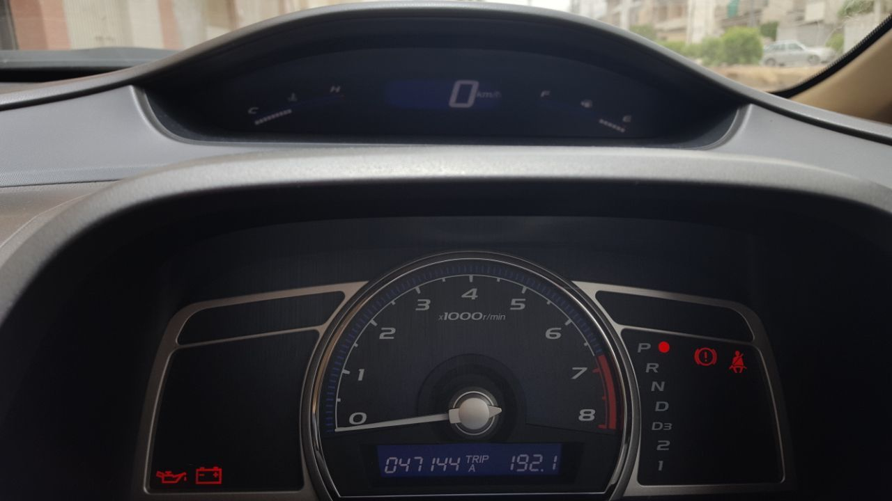 Bought Used Honda Civic Reborn Prosmatic 2008 Giving Bad Fuel 2011 Filter Meter Civicjpeg1280x720 616 Kb