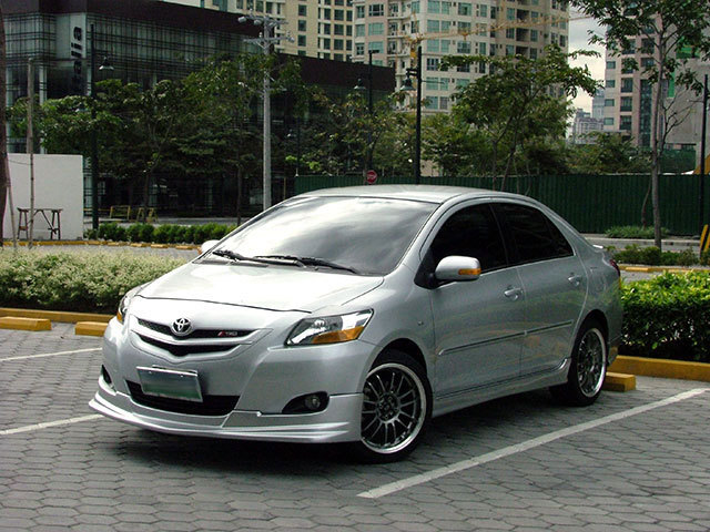 Punjabirider S New Collection Of Toyota Belta Pictures