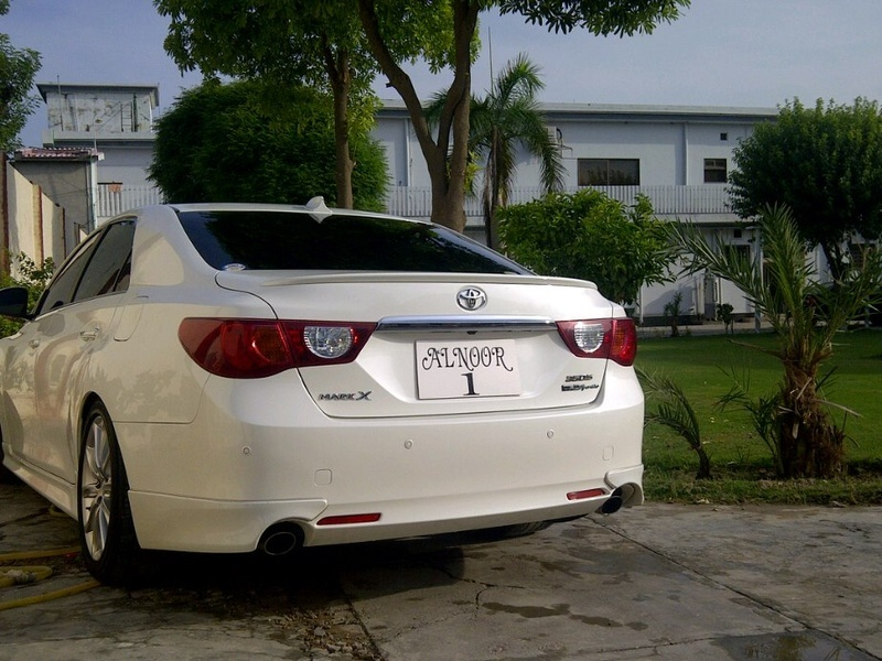 Toyota Mark X Fan Club Mark X Pakwheels Forums