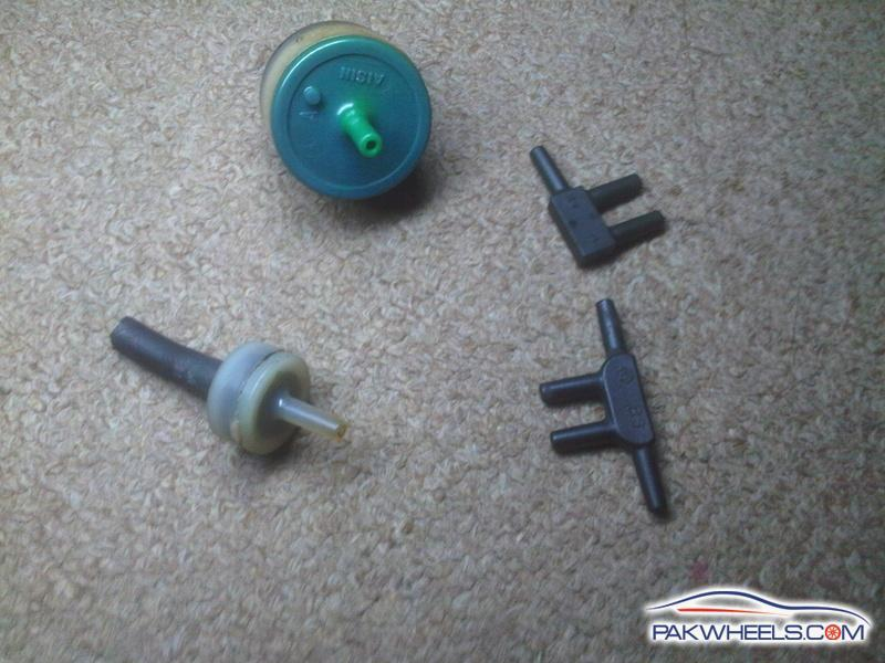 bought these things as u said before now i understand where to connect the  dashpoot and distributor vacuum pipes but still some connectioare  disconnected