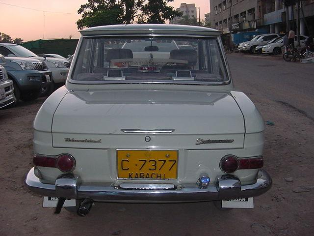 Vintage & Classic Car Club of Pakistan - Vintage and Classic Cars