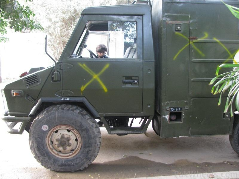 Fiat 4x4 tactical vehical - General 4X4 Discussion - PakWheels Forums
