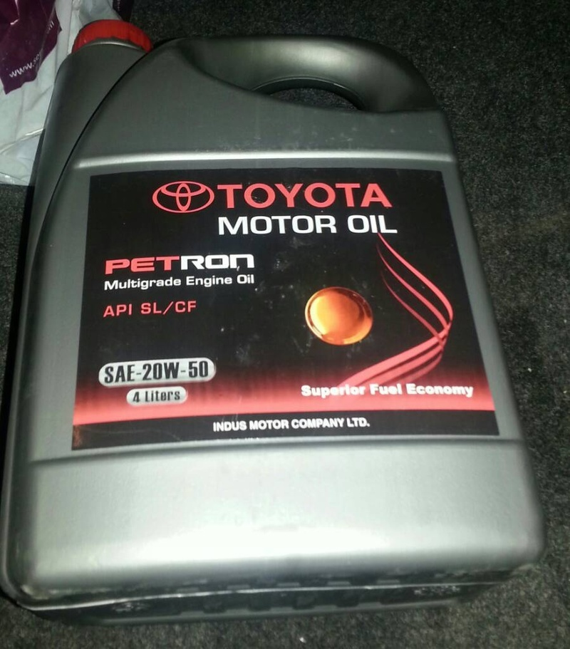 best engine oil for toyota corolla 2 0d corolla