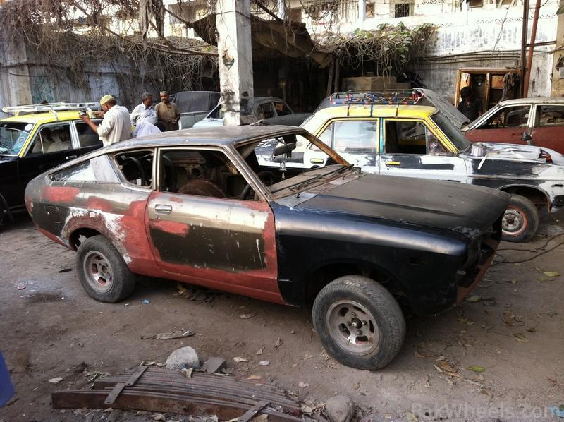 Project Datsun 120Y Coupe 1974 - D.I.Y Projects ...