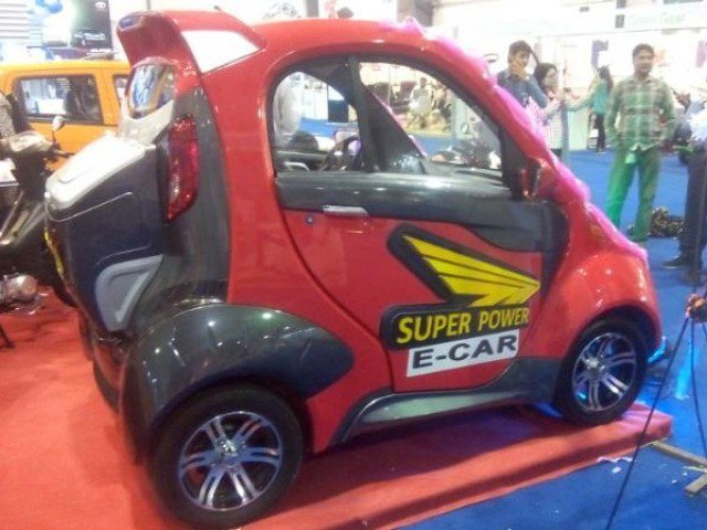 Super Power To Introduce Cheap Electric Cars In Pakistan