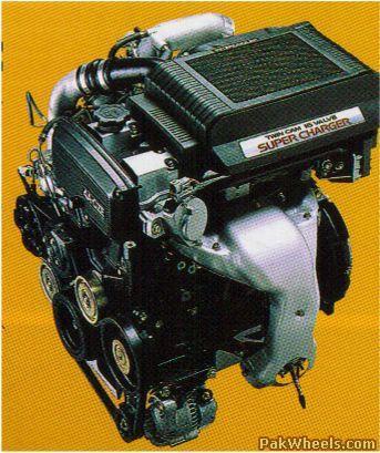 The Toyota 4AGE Engine! - Mechanical/Electrical - PakWheels