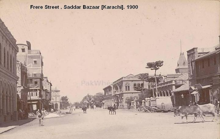 Karachi in good old days - Non Wheels Discussions