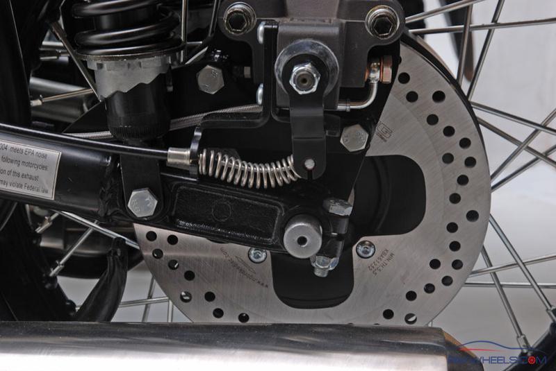 Урал Ретро-Соло - обзор мотоцикла: характеристики, цена и ...