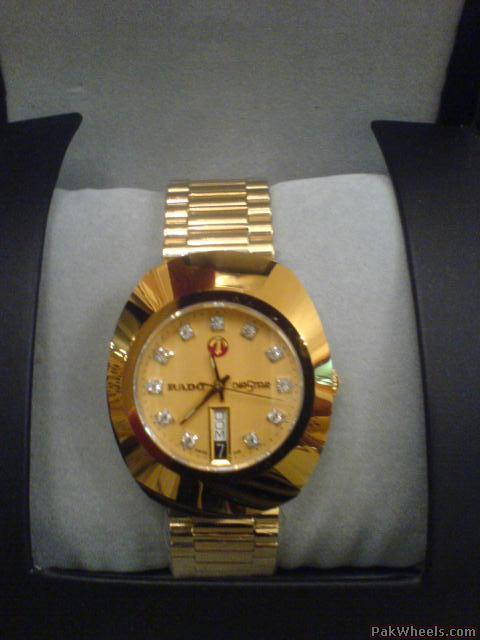 What should be the price of this RADO? - Non Wheels