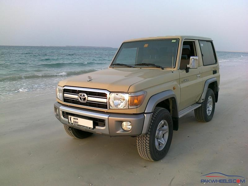Toyota Land Cruiser 70 >> Toyota 70 model landcruiser (prado) UPGRADE - General 4X4 ...