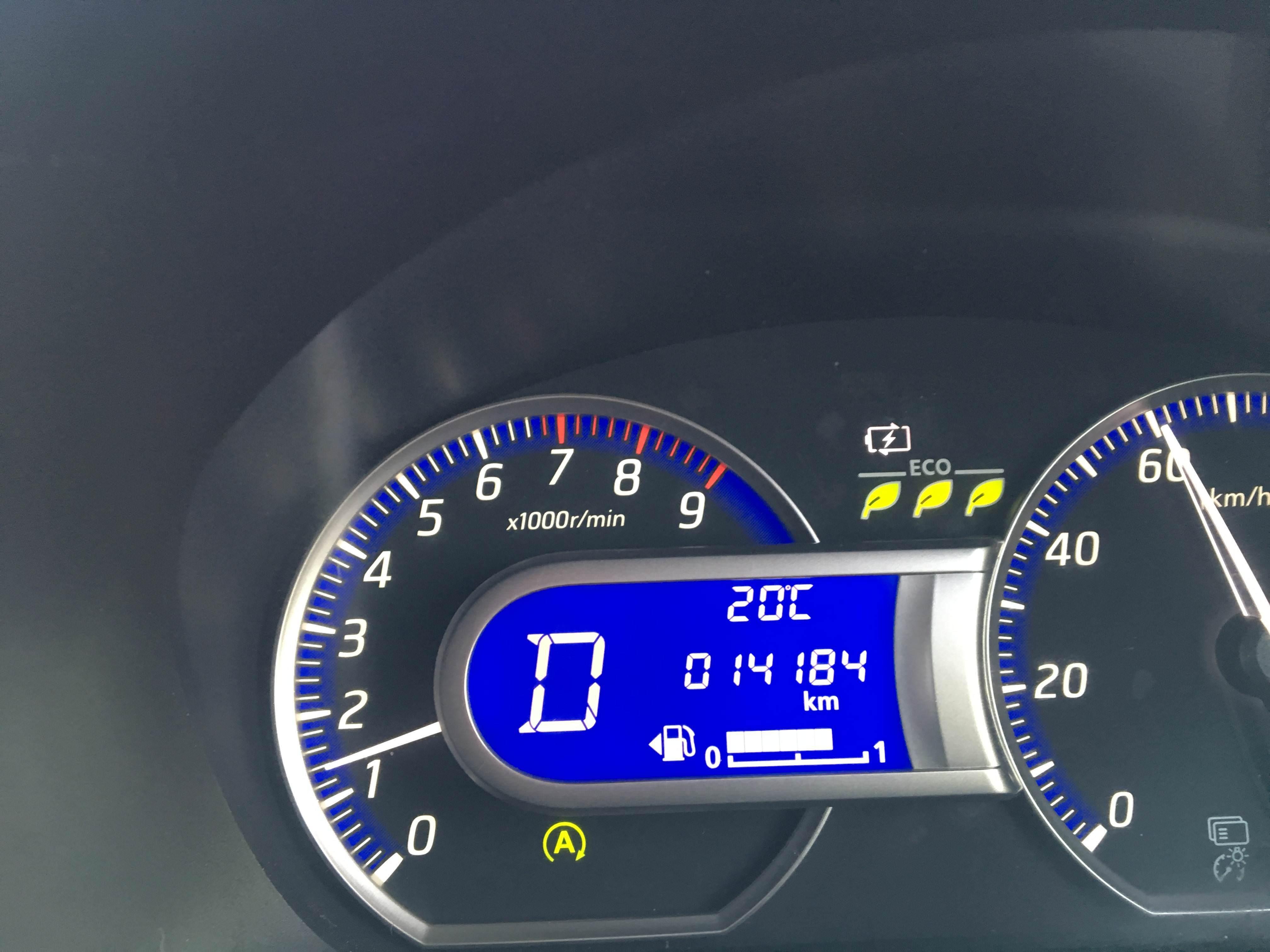 Nissan Dayz Highwaystar Warning Indicators Information General Car