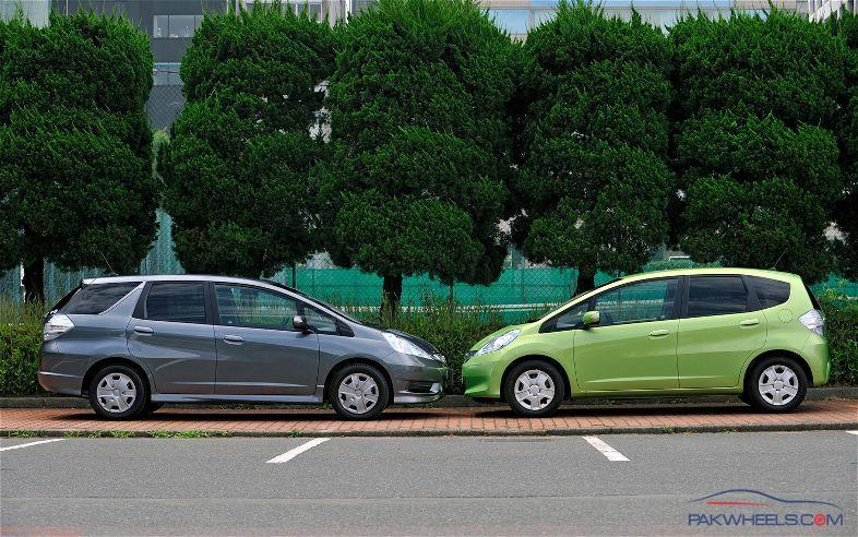 Honda Fit Hybrid Owners And Fans Club Fit Pakwheels Forums