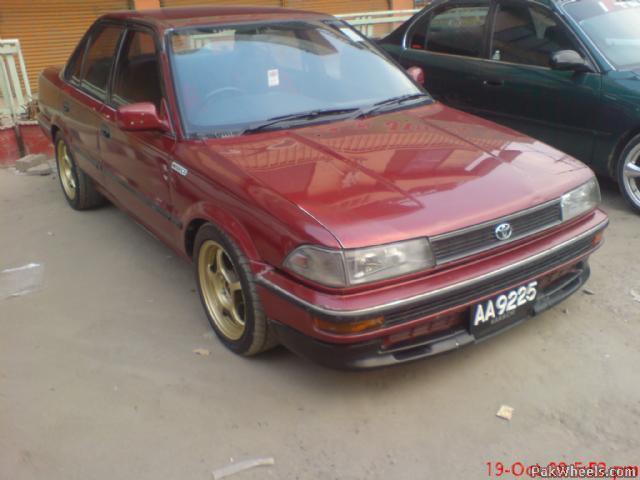 88 To 92 Toyota Corolla Fanclub
