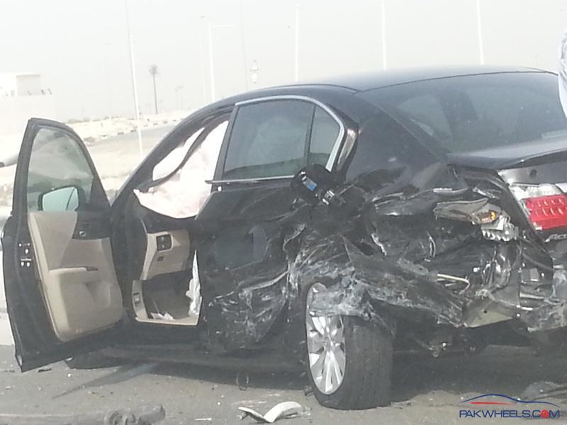 Honda Accord 2017 Crash Spotting Hobbies Other Stuff Pakwheels Forums
