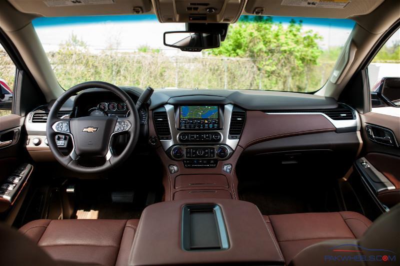 2015 Chevrolet Tahoe 4WD LTZ   Vintage And Classic Cars   PakWheels Forums