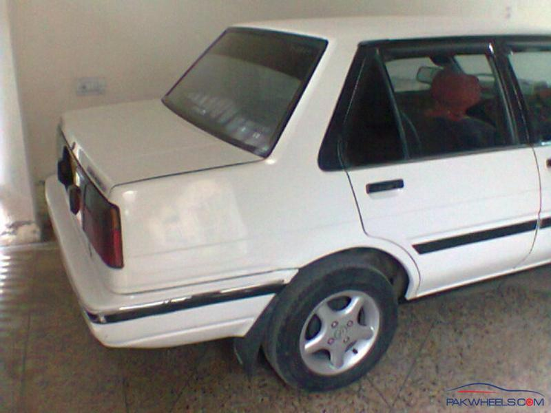 For Sale Toyota Corolla DX Saloon 1986 recondition 1993 - Cars