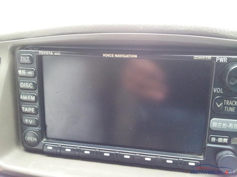 Japanese navigation toyota,eclipse insert map disk solution - In-Car
