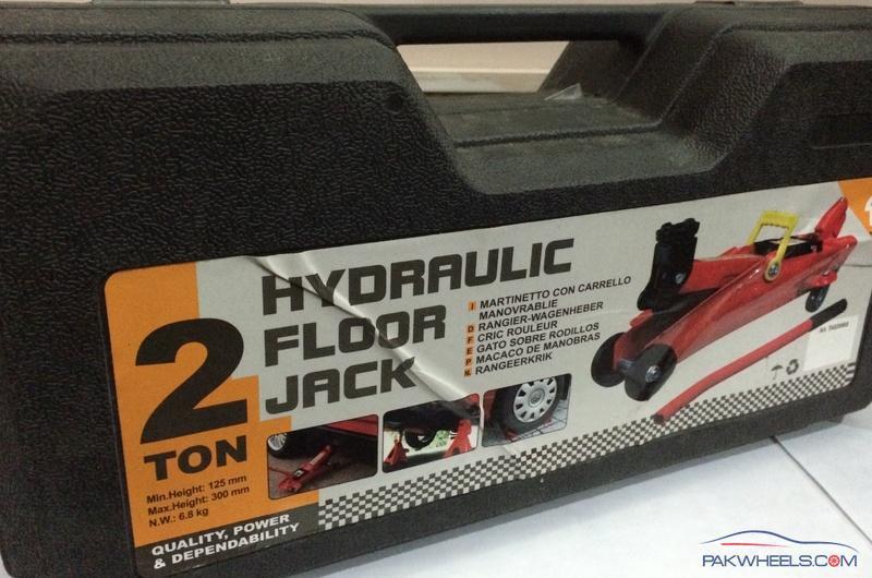 Hydraulic Floor Jack For Sale Car Parts Pakwheels Forums