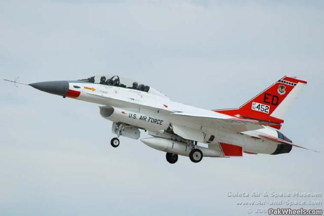 Fighter Jets inventory of Pakistan Air Force - Aircrafts