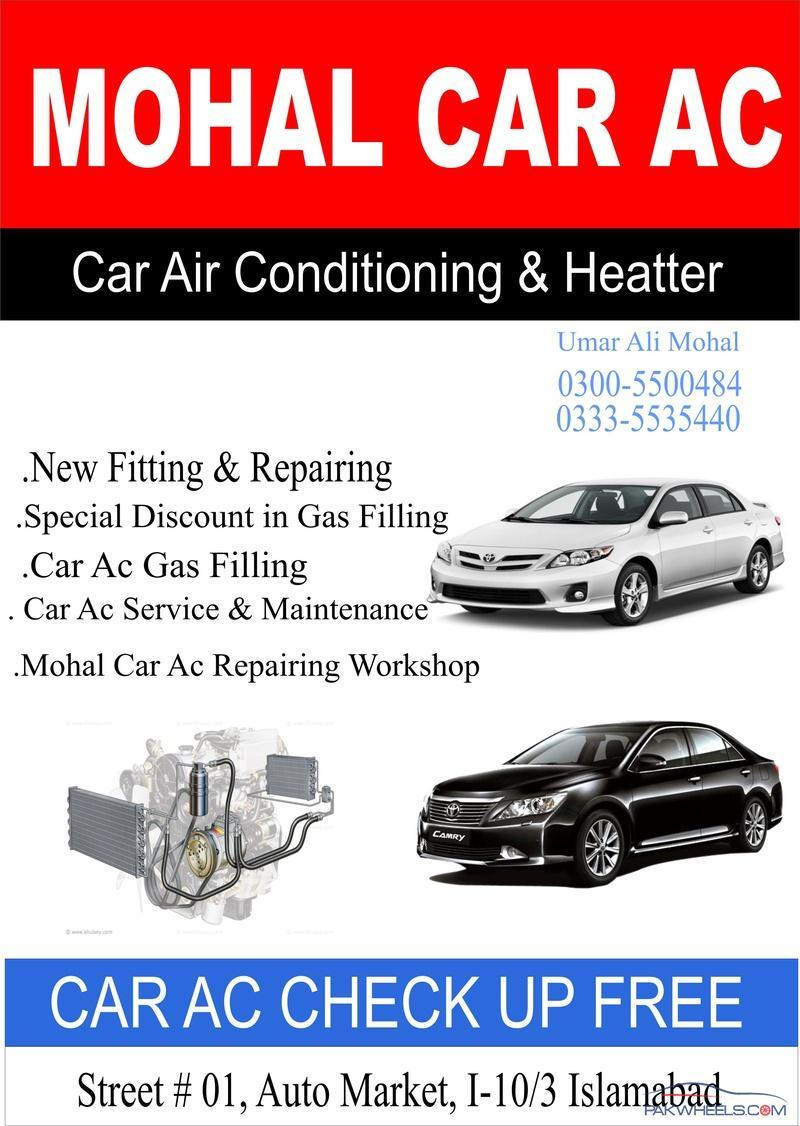 Ac Gas Filling Cost For Car